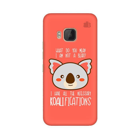 Koalifications HTC One M9 Phone Cover