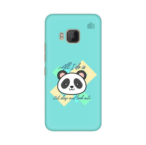 Panda Life HTC One M9 Phone Cover