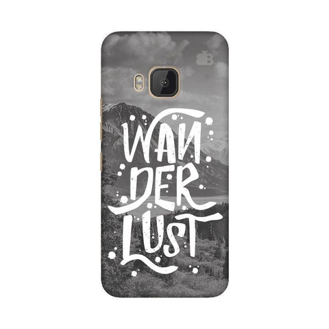 Wanderlust HTC One M9 Phone Cover