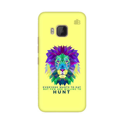 Willing to Hunt HTC One M9 Phone Cover
