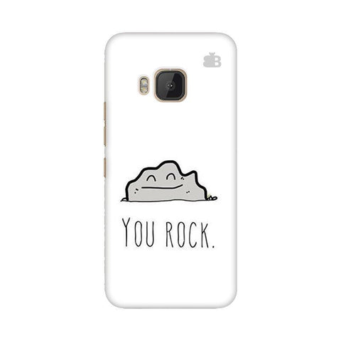 You Rock HTC One M9 Phone Cover