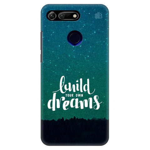 Build your own Dreams Huawei Honor View 20 Cover