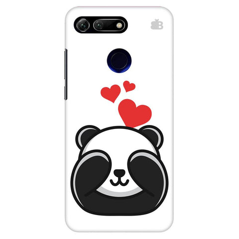 Panda In Love Huawei Honor View 20 Cover