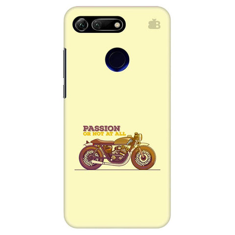 Passion for Motor Huawei Honor View 20 Cover