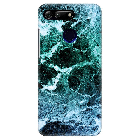 Sea Marble Huawei Honor View 20 Cover