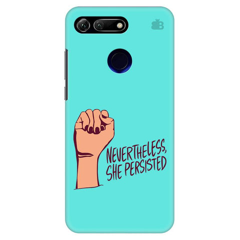 She Persisted Huawei Honor View 20 Cover