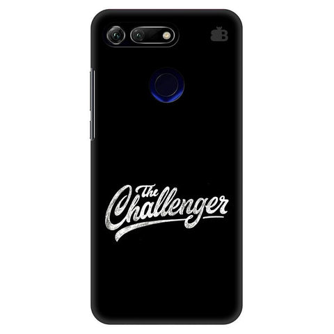 The Challenger Huawei Honor View 20 Cover