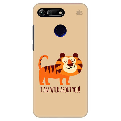 Wild About You Huawei Honor View 20 Cover