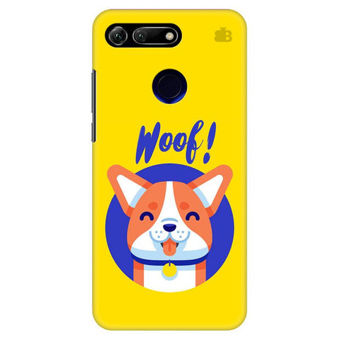 Woof Huawei Honor View 20 Cover