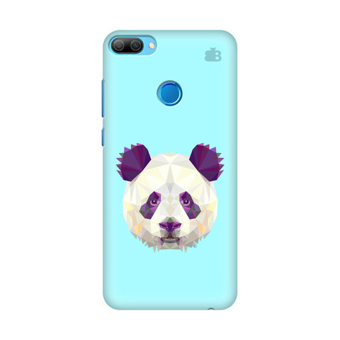 Abstract Panda Honor 9N Cover