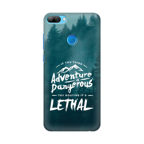 Adventure Honor 9N Cover