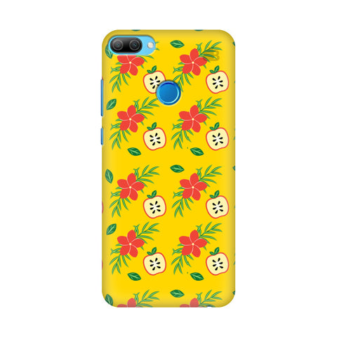 Apples & Flowers Honor 9N Cover