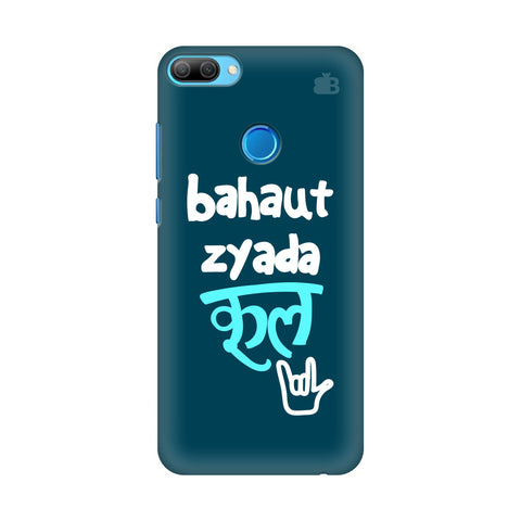 Bahaut Zyada Cool Honor 9N Cover