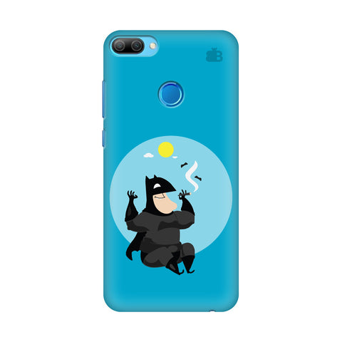 Chllin Superhero Honor 9N Cover