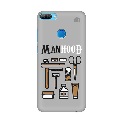 Manhood Honor 9N Cover