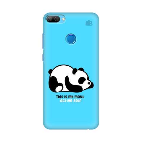 Most Active Panda Honor 9N Cover