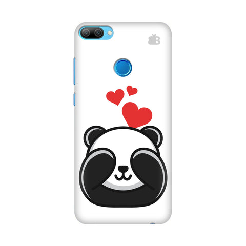 Panda In Love Honor 9N Cover