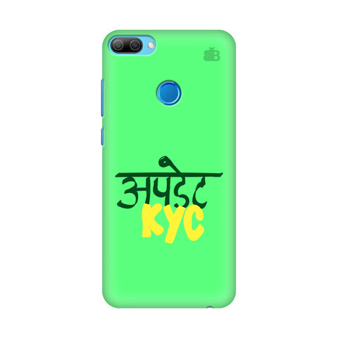 Update KYC Honor 9N Cover