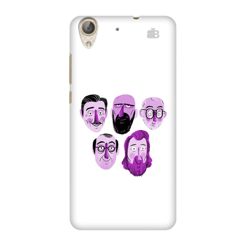 5 Bearded Faces Honor Holly 3 Cover