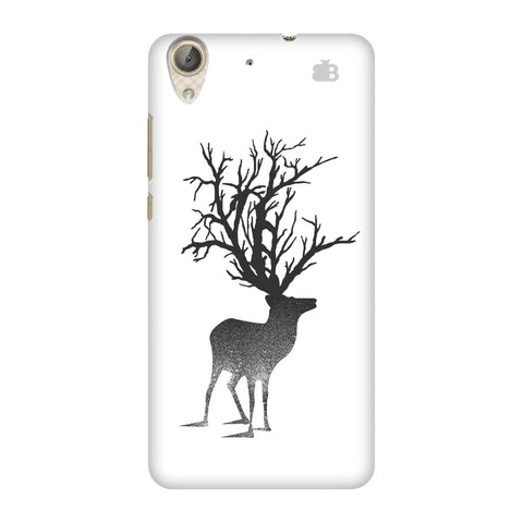 Abstract Deer Honor Holly 3 Cover