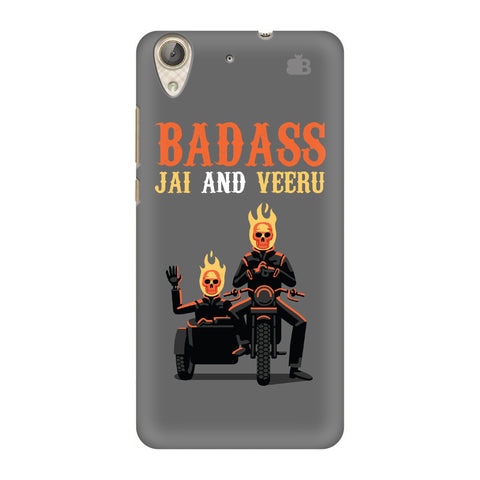 Badass Jai Veeru Honor Holly 3 Cover