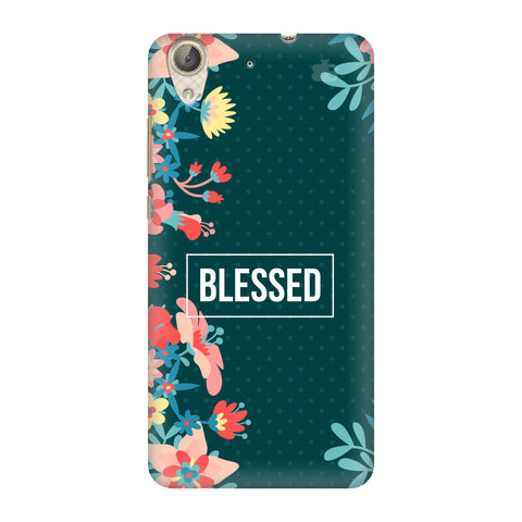 Blessed Floral Honor Holly 3 Cover