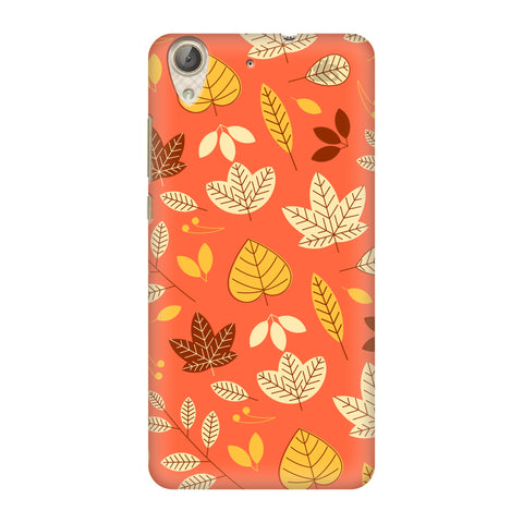 Cute Leaves Pattern Honor Holly 3 Cover