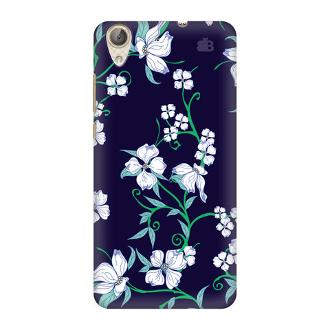 Dogwood Floral Pattern Honor Holly 3 Cover