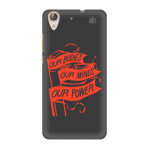 Our Power Honor Holly 3 Cover