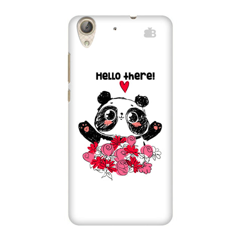 Panda Hello Honor Holly 3 Cover