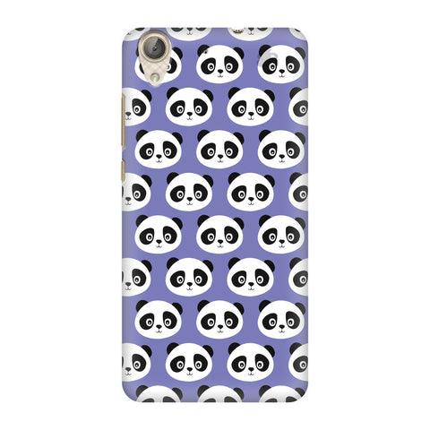 Panda Pattern Honor Holly 3 Cover