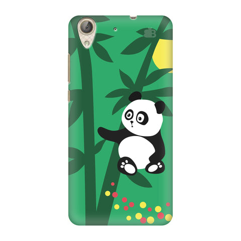 Panda in Woods Honor Holly 3 Cover