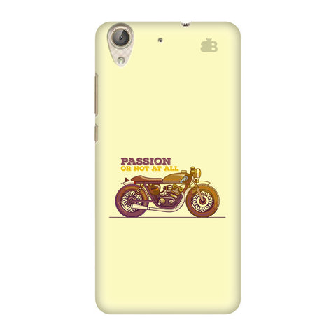 Passion for Motor Honor Holly 3 Cover