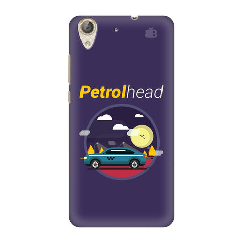 Petrolhead Honor Holly 3 Cover