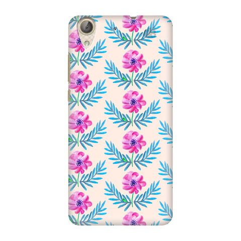 Pink Watercolor Pattern Honor Holly 3 Cover