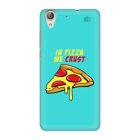 Pizza Crust Honor Holly 3 Cover