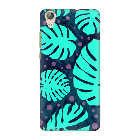 Tropical Leaves Pattern Honor Holly 3 Cover