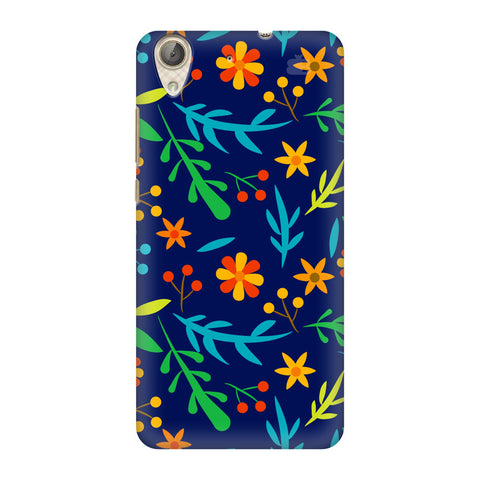 Vibrant Floral Pattern Honor Holly 3 Cover