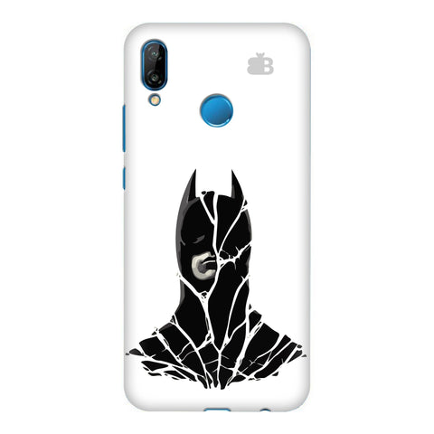 Cracked Superhero Honor P20 Lite Cover