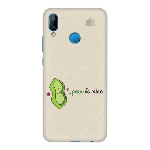 Peas be mine Honor P20 Lite Cover