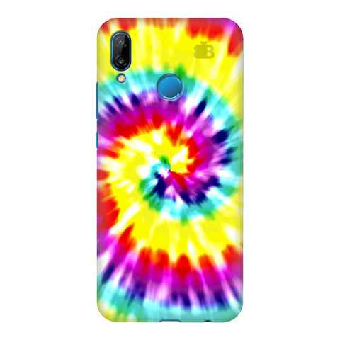 Tie & Die Art Honor P20 Lite Cover