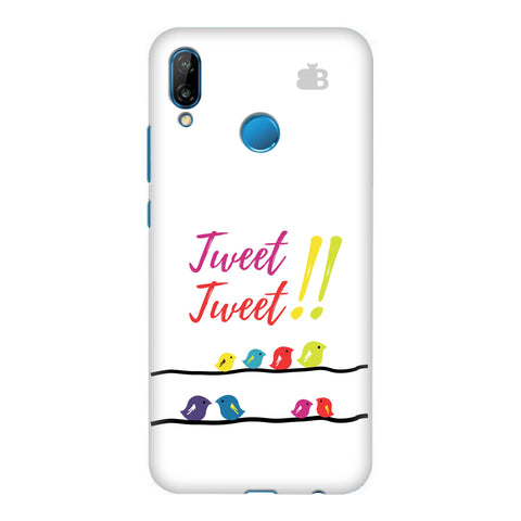 Tweet Tweet Honor P20 Lite Cover