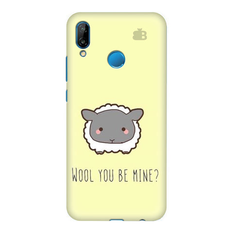 Wool Honor P20 Lite Cover