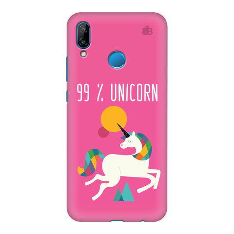 99% unicorn Honor Play Cover