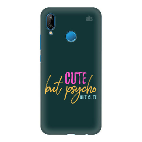 Cute but Psycho Honor Play Cover