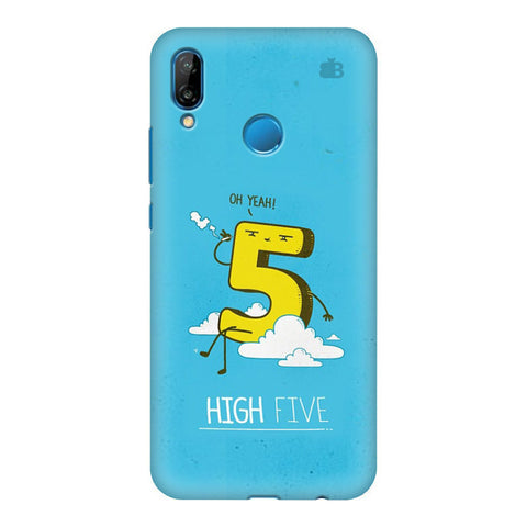 High Five Honor Play Cover
