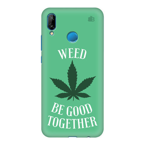 Weed be good Together Honor Play Cover