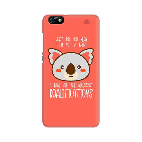 Koalifications Huawei Honor 4X Phone Cover