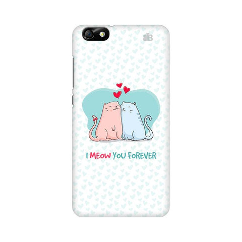 Meow You Forever Huawei Honor 4X Phone Cover
