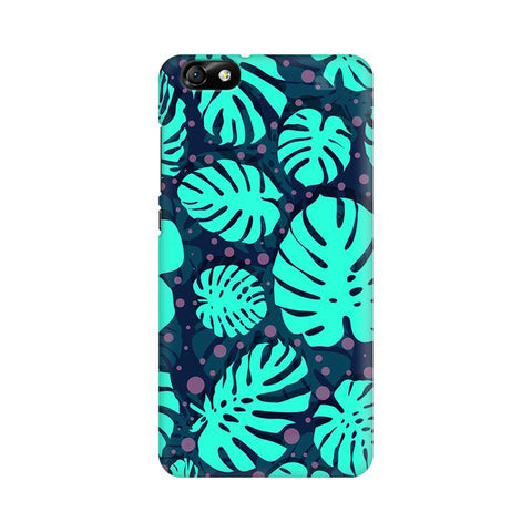 Tropical Leaves Pattern Huawei Honor 4X Phone Cover